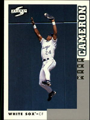 1998 Score Rookie Traded #108 Mike Cameron
