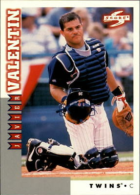 1998 Score Rookie Traded #160 Javier Valentin