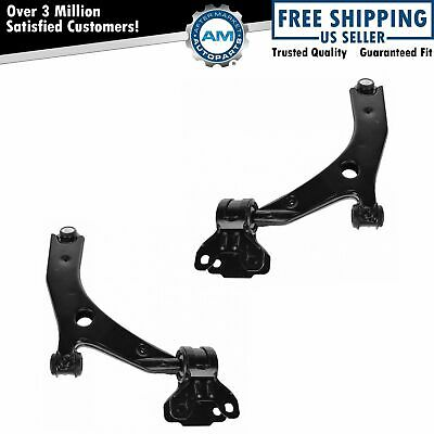 Control Arm Front Lower LH Left & RH Right Pair Set for 10-13 Mazda 3
