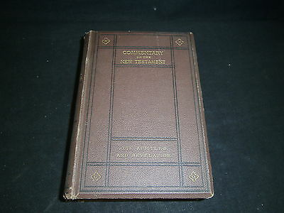 COMMENTARY ON THE NEW TESTAMENT ACTS. EPISTLES. AND REVELATION VOL II SPCK 1871