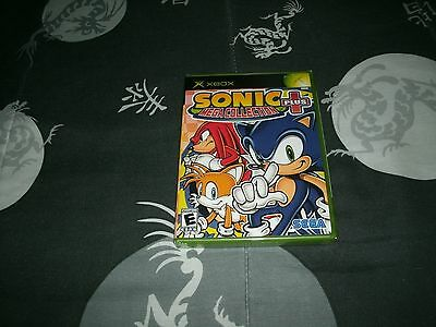 Sonic Mega Collection Plus For Microsoft Xbox And 360 Brand New Factory Sealed