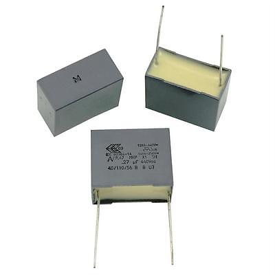 20x Supression capacitor radial 0,22µF 300V AC RM22,5 B32923A3224K000 220nF