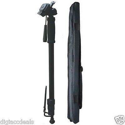 "Rokinon M71 Professional 71"" Monopod for all Cameras and Camcorders"