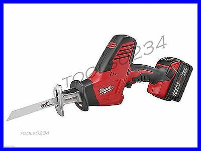 Milwaukee 2625-21 HackZall® M18™ Cordless Lithium-Ion One-Handed Recip Saw Kit