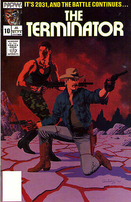 TERMINATOR #10 - Back Issue