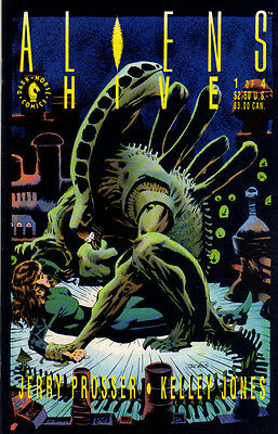 ALIENS Hive #1 (of 4) 1995 - Back Issue