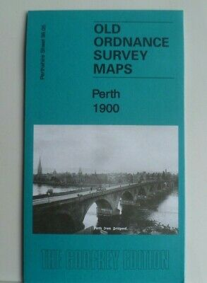 Maps, Atlases & Globes Old Ordnance Survey Maps Scotland Aberdeen