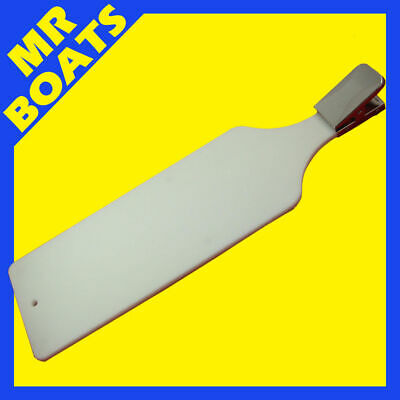 FISH FILLETING / CUTTING / BAIT BOARD & Stainless Clamp UV Resistant FREE POST