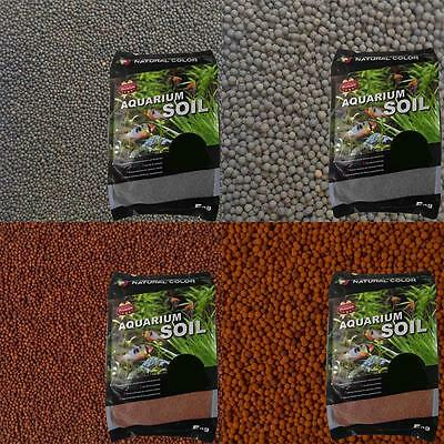 Natural Color Soil Substrate Planted Aquarium Fish Tank Ceramic Sand / Gravel