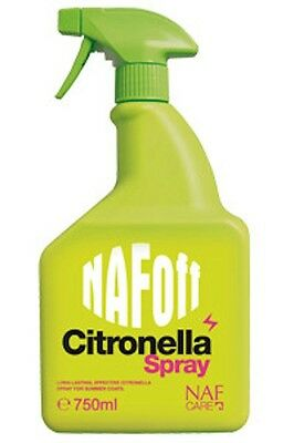 NAF Citronella Spray - Multi-buy Discounts - from Melian