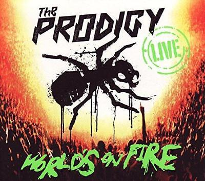 The Prodigy - Live Worlds on Fire (NEW CD & DVD)