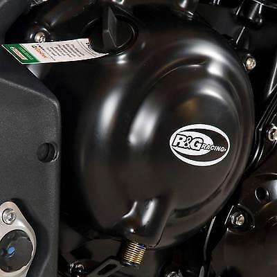 R&G Racing Right Hand Clutch Cover For Triumph 2014 Daytona 675 R ECC0122BK