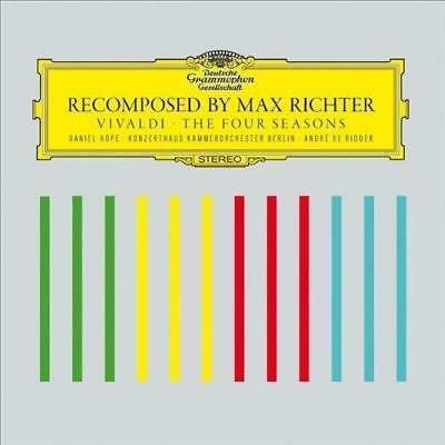Max Richter Konzerthaus Kammerorch - Recomposed By Max Richter: Vivaldi (NEW CD)