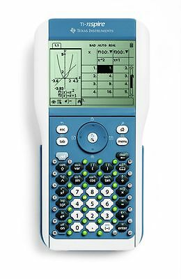 Texas Instruments TI-Nspire Calculatrice graphique école étudiants + facture