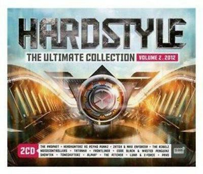 Hardstyle - The Ultimate Co - Various  2012 (NEW CD)