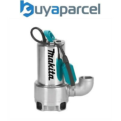 Makita PF1110 250 Litres Submersible Electric Dirty Water Drainage Pump 1100w