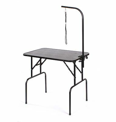 Grand Portable Mobile chien ou chat toilettage Table
