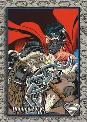 1993 The Return of Superman #11 Chained Fury
