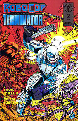 ROBOCOP VS TERMINATOR #2 (of 4) - Back Issue