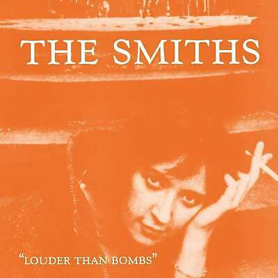 """Smiths - Louder Than Bombs (Remastered 180Gm) (NEW 2 x 12"""" VINYL LP)"""
