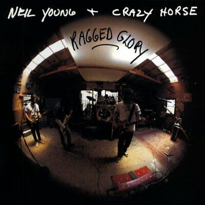 Neil Young - Ragged Glory (NEW CD)