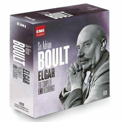 Sir Adrian Boult - Sir Adrian Boult Elgar The Complete E (NEW 19 x CD BOX SET)