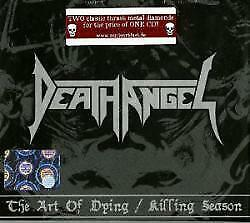 Death Angel - The Art Of Dying & And Killing Season (NEW 2CD)