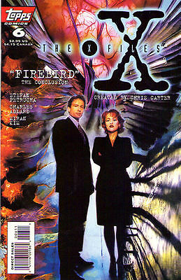 X-FILES #6 (1996) - Back Issues