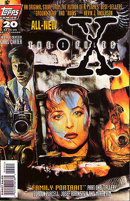 X-FILES #20 (1996) - Back Issues