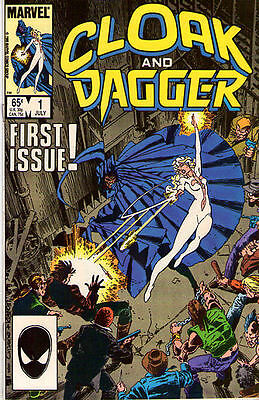 CLOAK AND DAGGER #1 (1985) - Back Issue