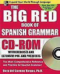 The Big Red Book of Spanish Grammar w/CD-ROM