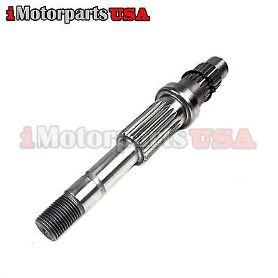 Short Output Shaft For Gy6 125Cc 150Cc Atv Go Kart Buggy Scooter W/o Reverse New