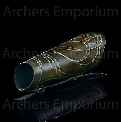 Leather Vambrace of Legolas. Hobbit, LotR. Official. Weta Collectables. New