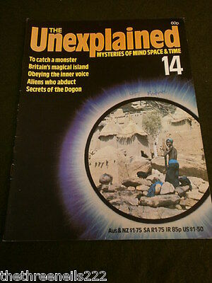 The Unexplained # 14 - Secrets Of The Dogon