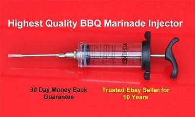 GIGANTIC SIZE - BEST Value - 50 ml Marinade Injector With - AWESOME FREE E-Gifts