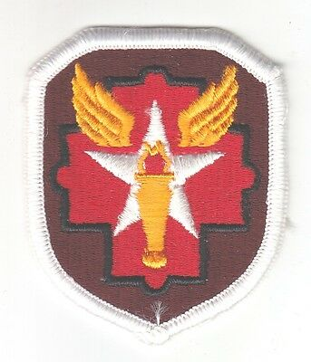 Army Patch:  Joint Medical Command - merrowed edge
