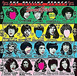 The Rolling Stones - Some Girls (2009) (NEW CD)
