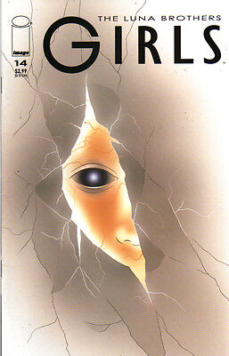 GIRLS (2005) #14 - The Luna Brothers - New Bagged