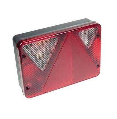 Ajba Quick Fit System 6 Function Rear Combination Lamp Trailer L/H With Reverse