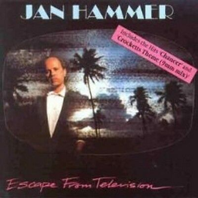 Jan Hammer - Escape From Television (NEW CD)