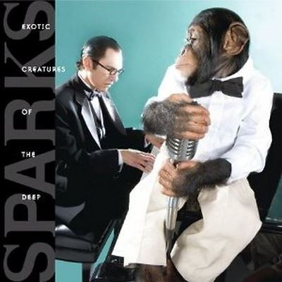 Sparks - Exotic Creatures of the Deep (Mlps) (NEW CD)