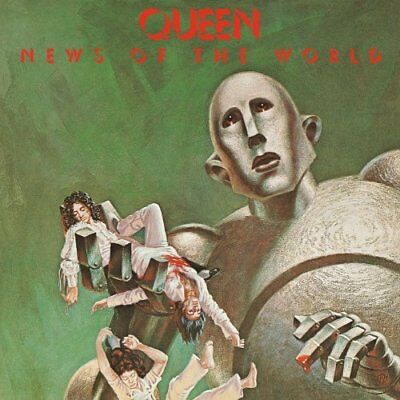 Queen - News of the World 2011 Re-Mastered (NEW CD)
