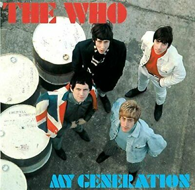 The Who - My Generation (NEW CD)