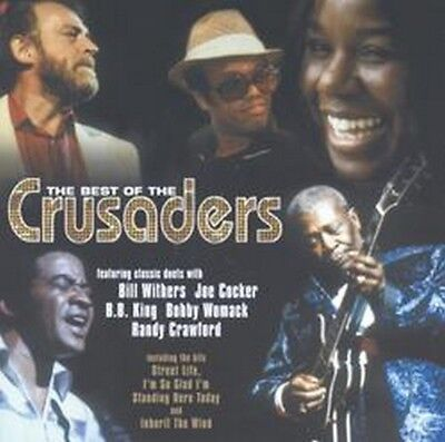 The Crusaders - The Best Of (NEW CD)