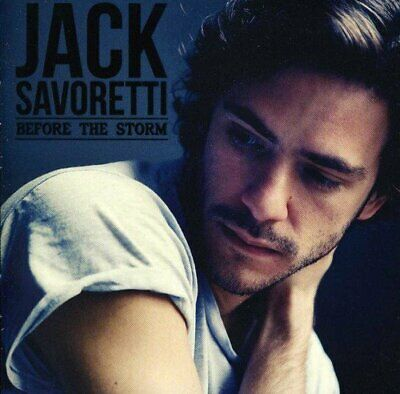Jack Savoretti - Before The Storm (NEW CD)