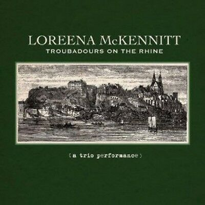 Loreena Mckennitt - Troubadours On The (NEW CD)