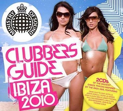 Clubbers Guide Ibiza 2010 - Various Artists (NEW CD)