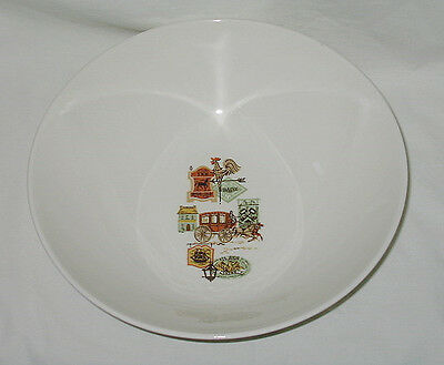 Taylor Smith & Taylor Cape Cod Pattern 9-inch Vegetable Bowl
