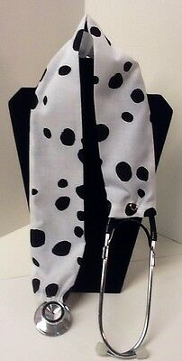 Dalmatian MD RN EMT LPN Stethoscope Cover  Buy 3 GET FREE SHIPPING