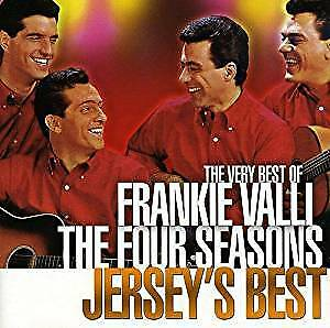 Frankie Valli - Jersey's Very Best of, Greatest Hits, Jersey Boys NEW  2 CD